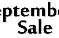 Mathews NOCam HTR September Sale!